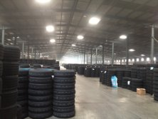 Car tyre warehouse