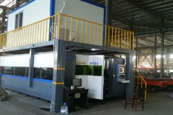 CNC Laser Cutting Machine Equipment