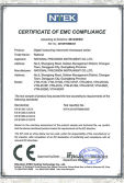 CERTIFICATION-NTEK5