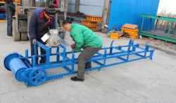 Conveyor loading