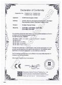 58mm Bluetooth Thermal Printer CE Certificate