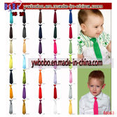 Neck Te Silk Necktie Polyester Tie School Supplies(B8063)