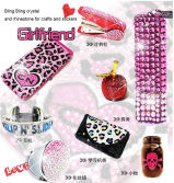 Bling bling crystal stones for crafts
