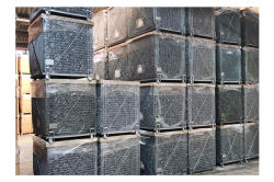 Wire Mesh Storage Container