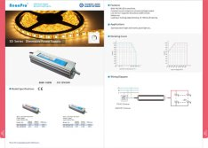 SD series dimmable LED power supply