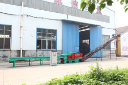 wood drum chipper for biomass plant, biomass power and paper plant