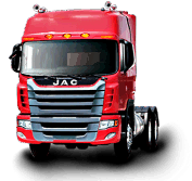 JAC 6X4 380HP Tractor Truck