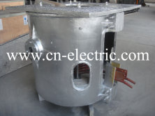 500kg induction melting oven