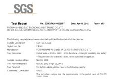 CB062 SGS TEST REPORT