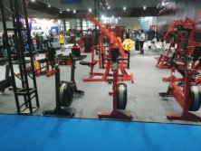 Strength and cardio equipment show