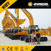 Australian Clients Visited Our XCMG Factory for Excavators