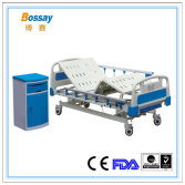 BS-839 Three function Manual hospital bed