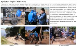 True Case of Irrigation Water Pump in Mozambique