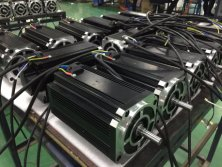 Brushless Motor ready to packing and shipping