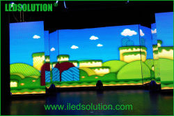 P6 rental led display project