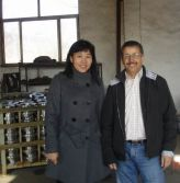 Our MOROCCO Client Visited our brake disc factory