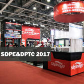 SKYIMAGE participated in SDPE & DPTC 2017 Show