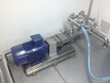 XL Twin-screw Pump for food