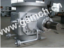 discharge melt gear pump