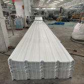 1070mm high wave upvc roof sheet