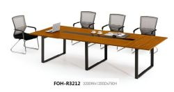 FOH Wooden Custom Design Office Conference Table