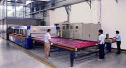 Flat Tempering Furnaces