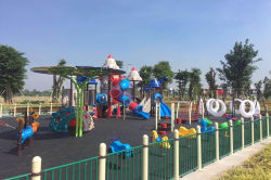Outdoor Park Project In Jakarta