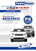 Our newest Jeep Part catalog