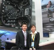 Our Team in Canton Fair