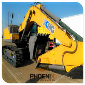 XCMG Excavators to Sudan