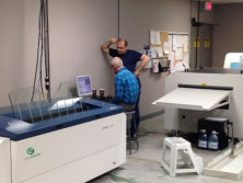 EcooGraphix CTP installed in Canada