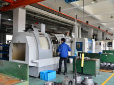 CNC Grinding Workshop