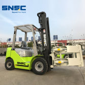 SNSC FD20 2T Paper Roll Clamp Forklift to Suriname