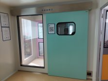 Automation Hermetic Sliding Door