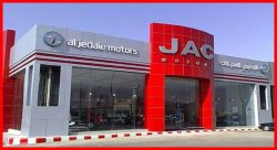 JAC in Saudi Arabia