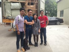Malaysia customer inspect the loading