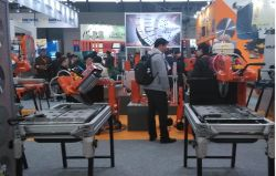 Attend 2015 Shanghai Bauma Fair