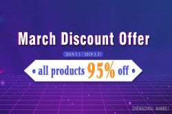 March Discount