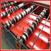 Color Roof Corrugated Machine