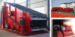Belt conveyor trippers for wooden chip were dispatched to Thailand