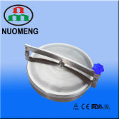 Sanitary Stainless Steel Round Outward Manhole Cover