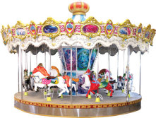 Electric Carrousel, go merry round