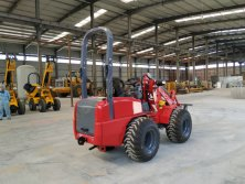 New Designed Mini Loader HQ180