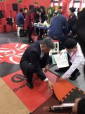 2017 Demotex asia/China Floor Show in ShangHai