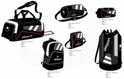 Sports Bag Collection: SH-2011-60