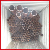Welded Steel Tube Loading