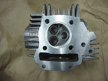 Motor Cylinder Cover Processed by EV/HEP