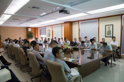 Shibang Holds Its Semi-Annual Conference Soft and Hard Power of the Group Has Been Fully Upgraded