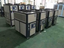 No.2 Industrial Air Cooled Chiller Prodcution Line