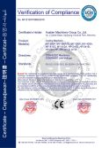 CE Certification for Coding Machine